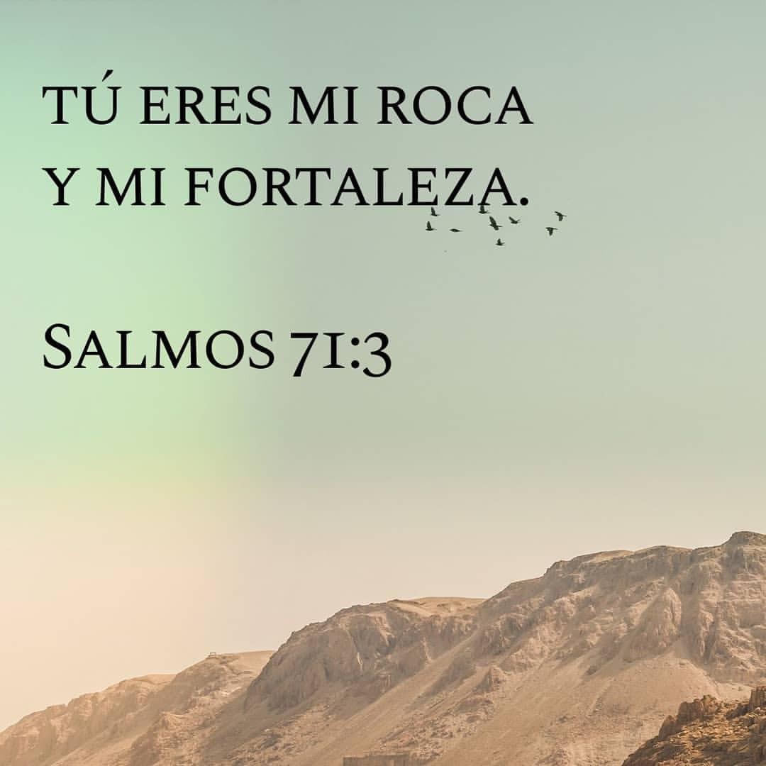 Oración Salmo 71