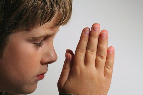 Oración al corderito manso