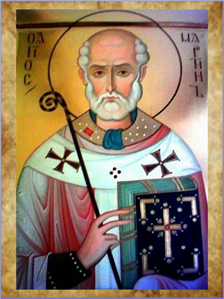 Retrato de San Martín caballero