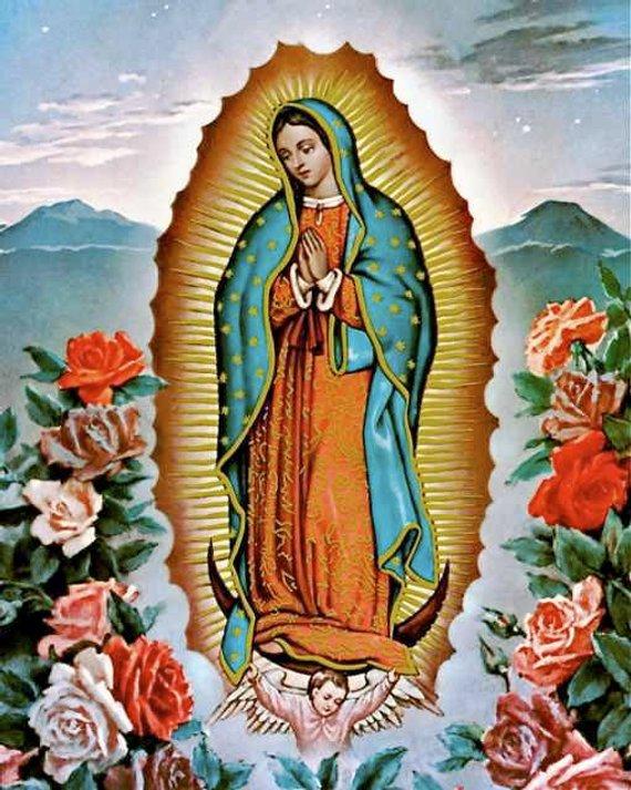 Oración de la Virgen de Guadalupe