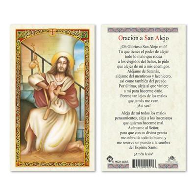 Todo lo que necesitas saber a la hora de realizar las Oraciones a San Alejo
