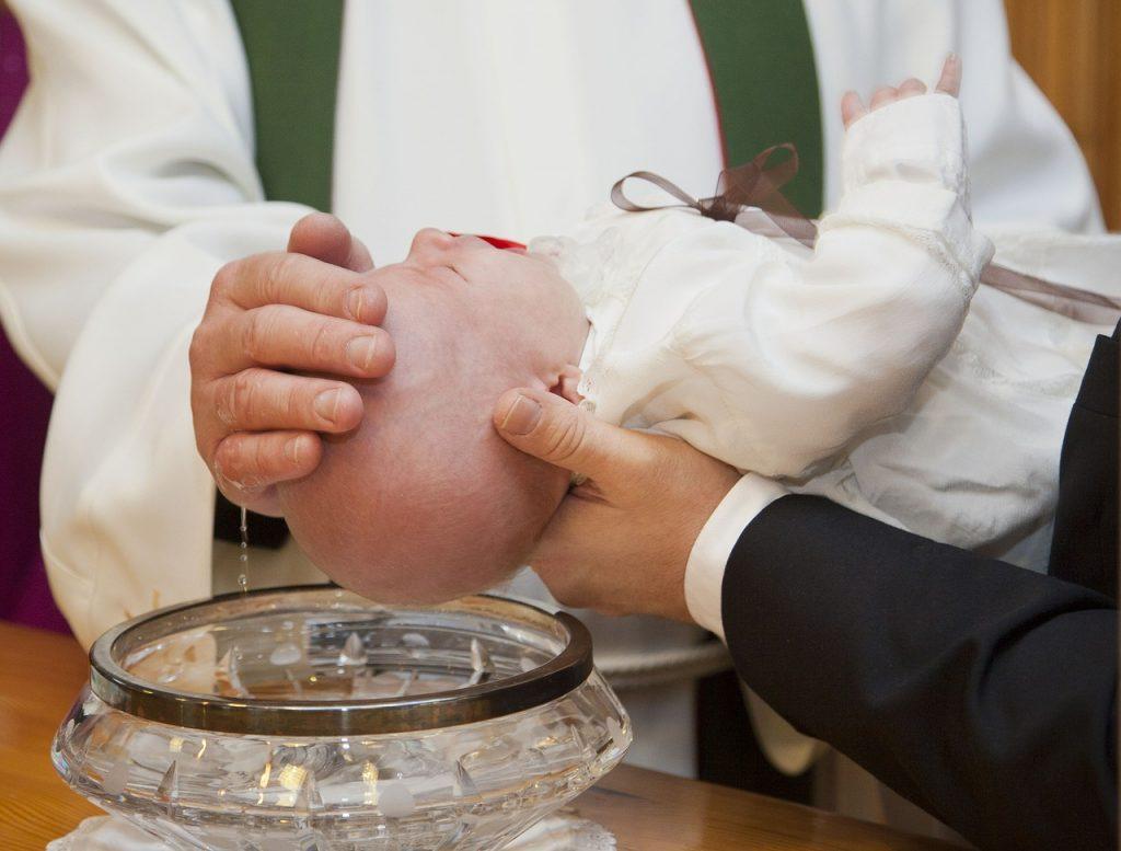 ceremonia bautismal