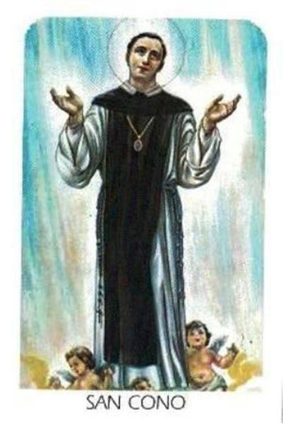 Oración a San Cono