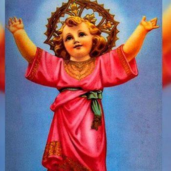 oraciones al Divino Niño Jesús, milagroso rey de reyes