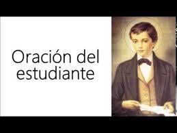 Oración para Estudiantes