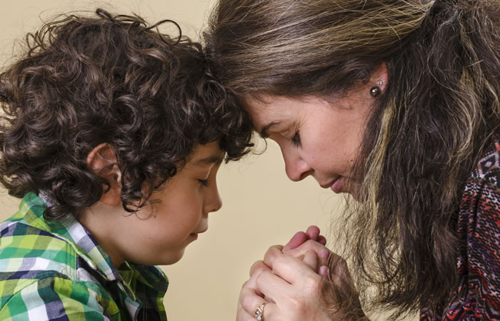 Oración a los Hijos