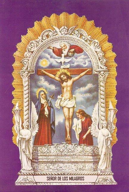 Oración al señor de los milagros para ti
