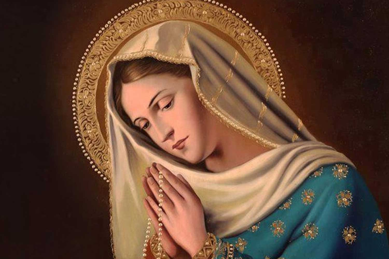 Oración a la Virgen María