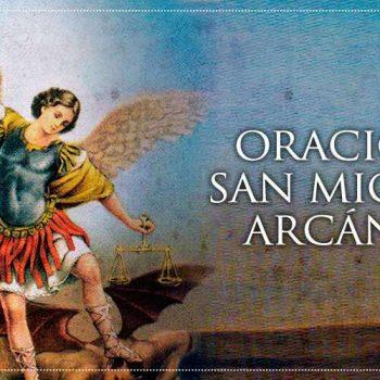 Oracion para San Miguel Arcangel