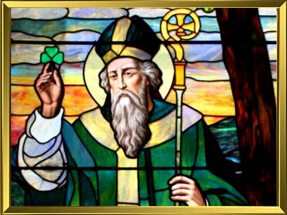 La oración de San patricio y su origen