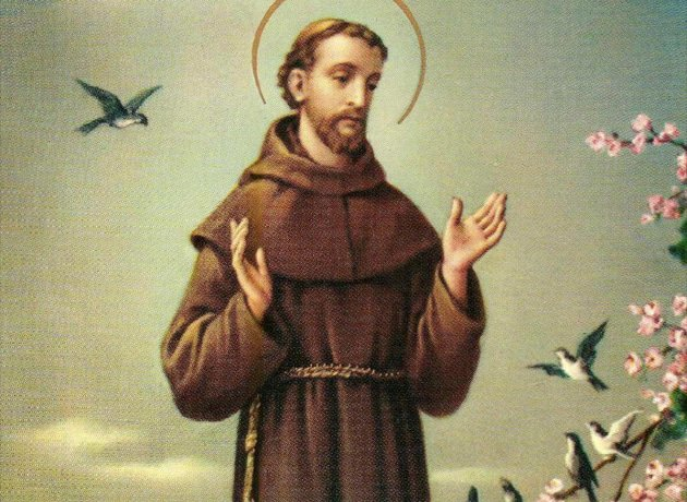 La oración de san francisco de asís tiene muchos seguidores