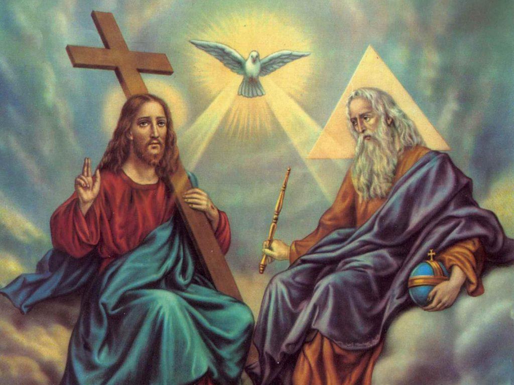Oración a la Santísima Trinidad ve su historia y el dilema detrás de ella
